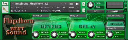 Best Sound Flugelhorn kontakt